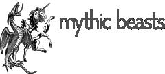 Mythic Beasts' logo